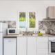 Kitchen, Sunset Suites apartments, Son Bou