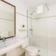 Shower room, Sunset Suites apartments, Son Bou
