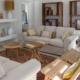Living room, Villa Hoedic Trebaluger
