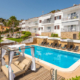Pool & terrace, Sunset Suites apartments, Son Bou