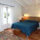 Double bedroom, Casa San Andrea Sant Lluis