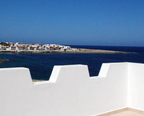 Sea views The Castle Alcaufar