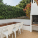 Barbecue, Villa Seamar Binibeca