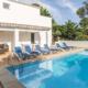 8x4m gated pool, Villa Mariola Binibeca
