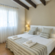 Twin/double bedroom, Villa Mariola Binibeca