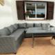 Amanjena annexe mezzanine sleeping area