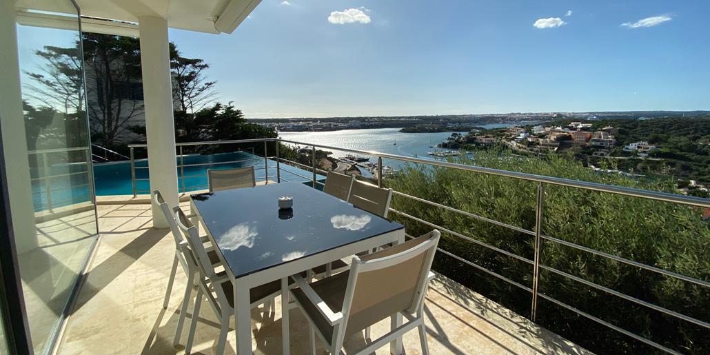 Harbour views, Villa Valerie Cala Llonga