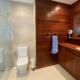 Shower room, Villa Serenata, Binibeca