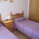 Twin bedroom Villa Niqui Cala Llonga