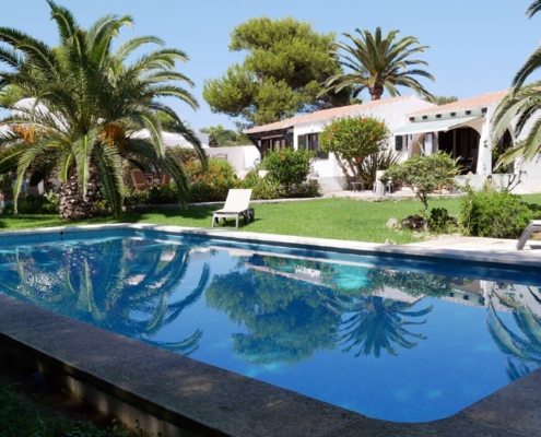 Private pool Villa Tembwe, Cap d'en Font