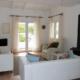 Living room, Villa S'Auba Binibeca