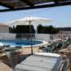 Covered dining, Villa Gaviotas Cala en Porter