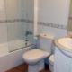 Bathroom, Villa Rosa Binibeca