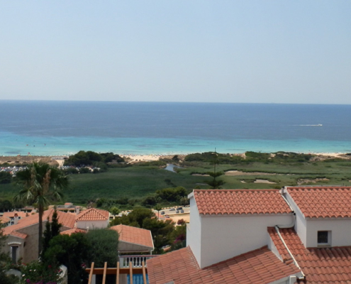 Sea views Alta Mar B5 Son Bou