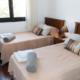 Twin bedroom, Alta Mar Son Bou
