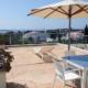 Upper terrace Casa Pitiusa VM006 Punta Prima