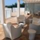 Terrace area Casa Pitiusa VM006 Punta Prima