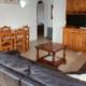 Living room, Villa Shiraz Cala en Porter