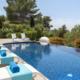 Private pool, Villa Prestige Son Bou
