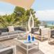 Covered terrace, Villa Prestige Son Bou