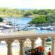 Marina views, Villa Sylvia Addaya
