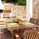 Dining terrace Del Mar Son Bou