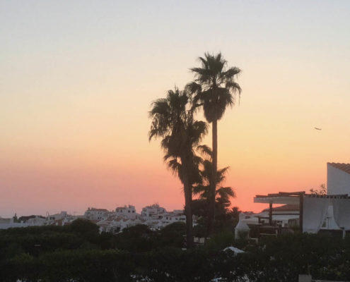 Binibeca sunset