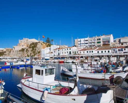 Ciutadella harbour