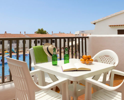 Terrace Son Bou Playa Gold 2-bed