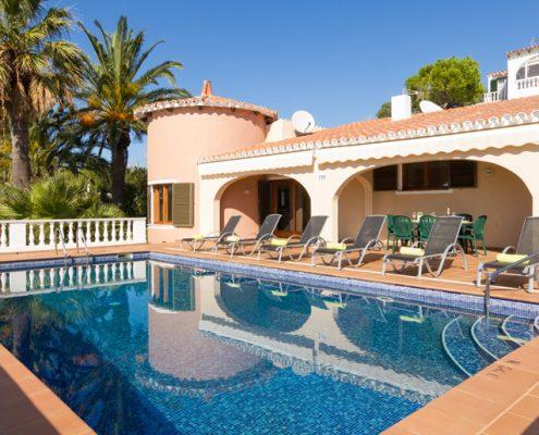 Private pool MV074 Los Leones