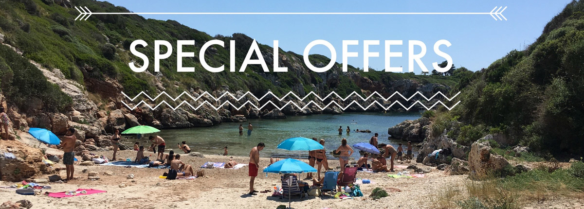Special offers from Travel Menorca