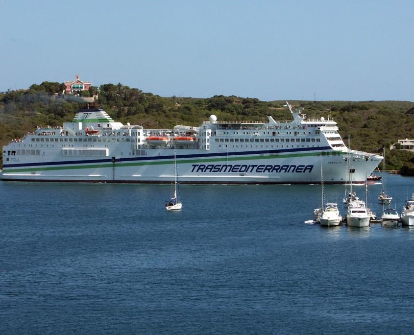 Trasmediterranea ferry