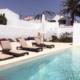 Private pool The Villa Punta Prima